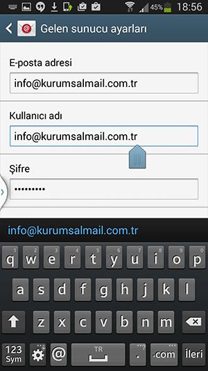 İphone Mail Kurulumu Resimli Anlatım